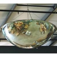 Купольные зеркала на потолок D = 1000х360