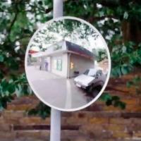 Уличное сферическое зеркало UNI 600
